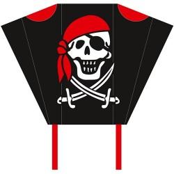 Pocket Sled Jolly Roger