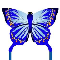 Butterfly Kite Indigo