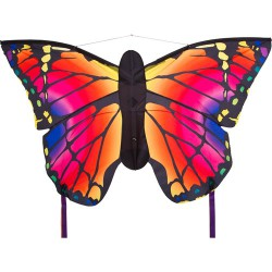 Butterfly Kite L Ruby