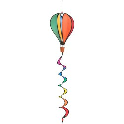 Hot Air Balloon Twist Mini Rainbow