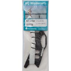 HQ-Winderset Polyester 25 daN 2x25m