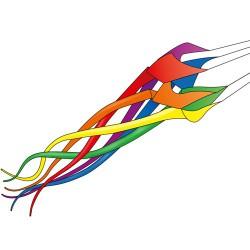 HQ Soft Swirl Rainbow 6 m