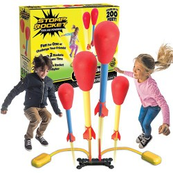 Dueling Stomp Rocket