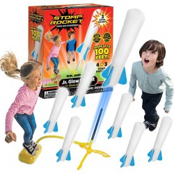 Stomp Rocket Jr. Glow