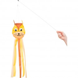 Windsock Kit Little Cat