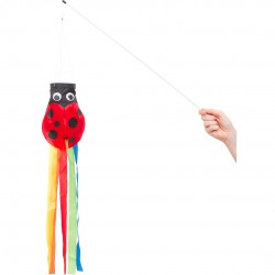 Windsock Kit Little Ladybug