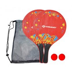 Schildkröt Beachball Set XL