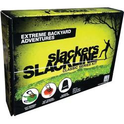 "Slackers Slackline Set ""Classic"" incl. teaching line"