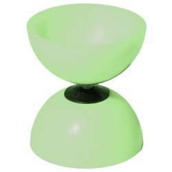 Astro diabolo Glow in the dark