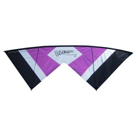 Revolution Indoor purple-white-black