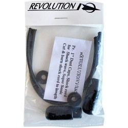 Revolution einddop per paar incl. elastiek