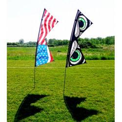 Kite Banner Stake