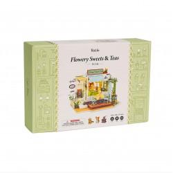 Robotime Flowery Sweets & Teas