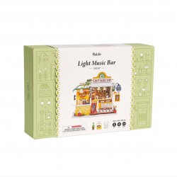 Robotime Light Music Bar