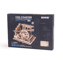 Marble Run Cog Coaster