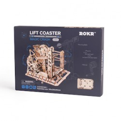 Marble Run Lift Coaster