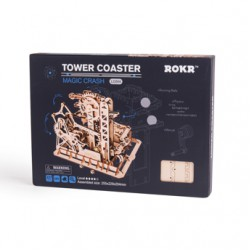 Marble Run Tower Coaster