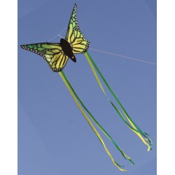 Butterfly kite Lemon