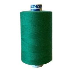 Naaigaren polyester klos 1000 meter groen