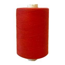 Naaigaren polyester klos 1000 meter rood