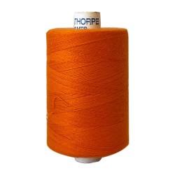 Naaigaren polyester klos 1000 meter oranje
