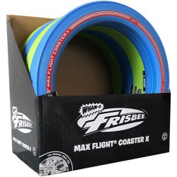 Ass. Frisbee Max Flight Coaster X display