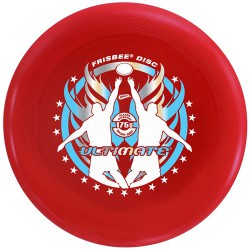 Frisbee Ultimate - Red
