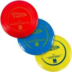 Frisbee Golf Disc Pack 3