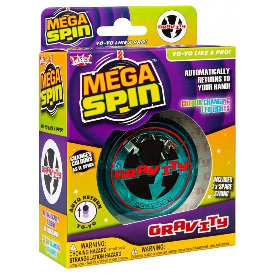 Mega Spin Gravity