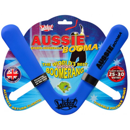 Wicked Booma Aussie