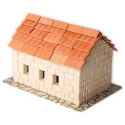 Tile Roof House