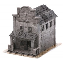 Bank Ghost Town