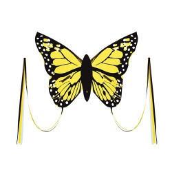 Bella Butterfly Yellow