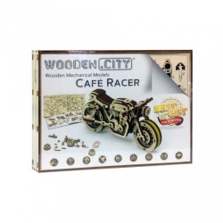 Wooden City Cafe Racer