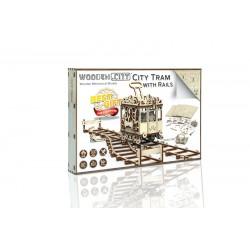 Wooden City Tram