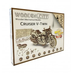 Wooden City Cruiser V-Twin