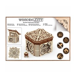 Wooden City Mystery Box