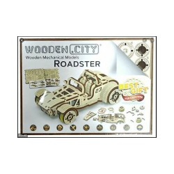 Wooden City Roadster