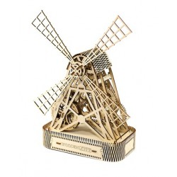Wooden City Windmill