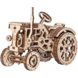 Wooden City Tractor