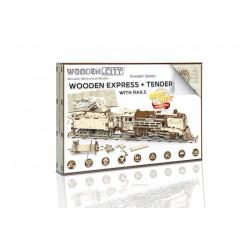 Wooden Express + Tender