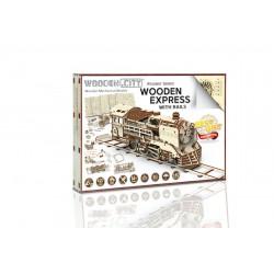 Wooden Express