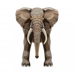 SkyZoo Elephant