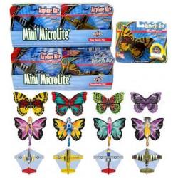 Ass. Mini Mylar Kites 24 st